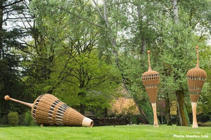 Roger Rigorth - Jardin des Arts 2014