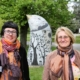 Christine Heegaard et Stéphanie Leray-Corbun
