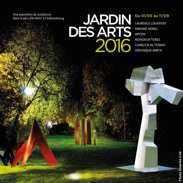 Jardin des Arts 2016 - couverture