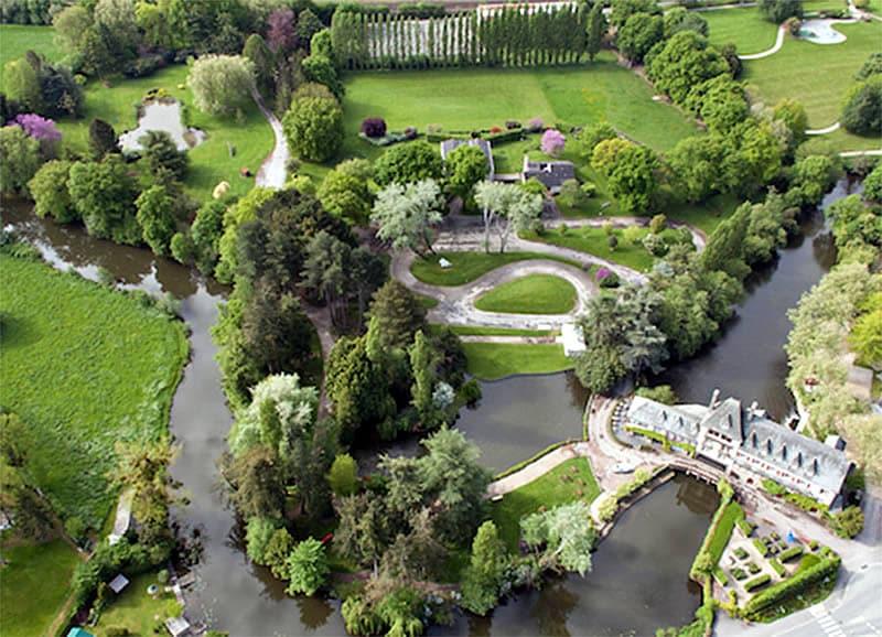 Parc d'Ar Milin' Chateaubourg