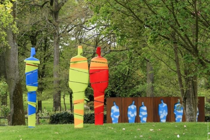 Alain Kurylo - Jardin des Arts 2014