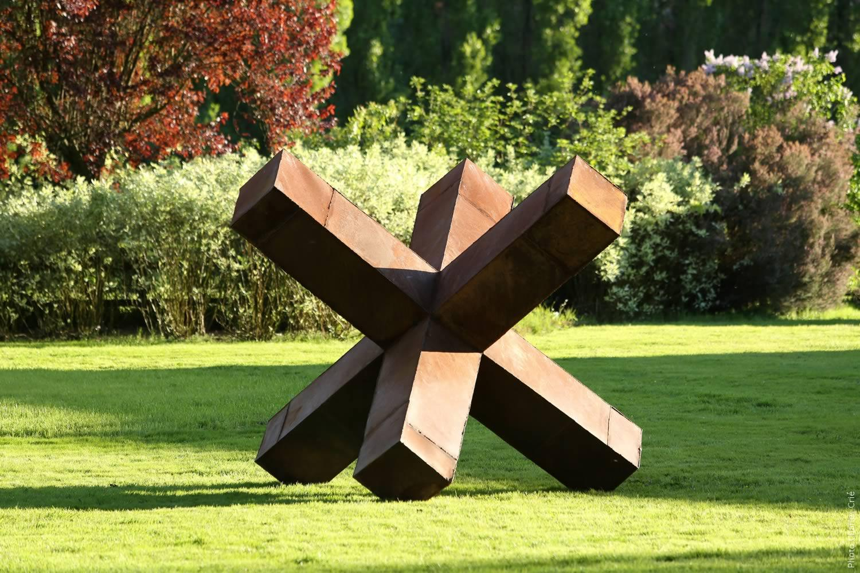 David Vanorbeek - Jardin des Arts 2014