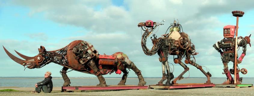 Jardin des Arts 2018 : recycler la nature