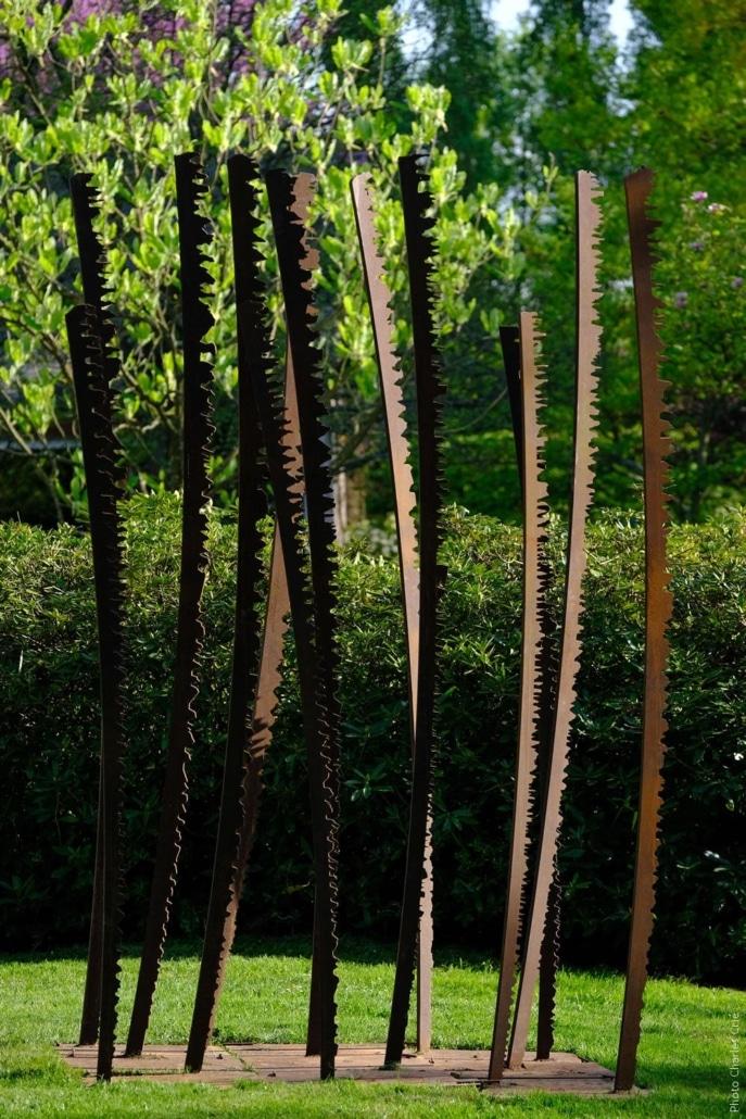 En Chemin - Emilie PROUCHET-DALLA COSTA - Jardin des Arts 2018