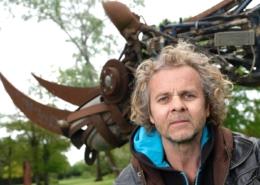 Christian CHAMPIN - Artiste Exposant Jardin des Arts 2018