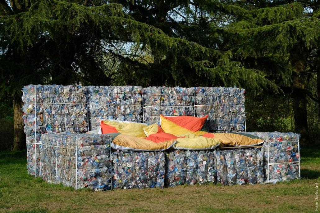 Pause Plastique - Jeff LUBRANO - Jardin des Arts 2018