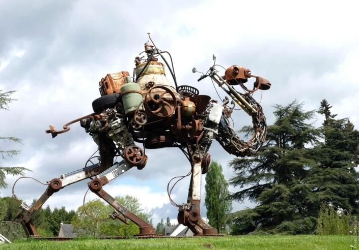 Trio Indignados - Christian Champin - Jardin des Arts 2018