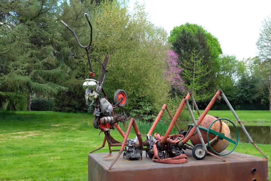 Christian Champin - Jardin des Arts 2018