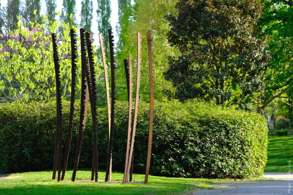 En Chemin - Emilie PROUCHET - Jardin des Arts 2018