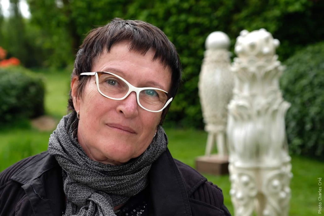 Frédérique Fleury - Jardin des Arts 2018