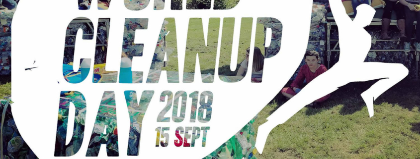 World Cleanup Day Châteaubourg