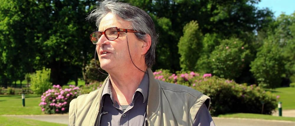 Alain Marcon - Artiste Jardin des Arts 2008