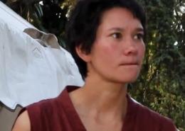 Annelise Nguyên - Artiste Jardin des Arts 2010