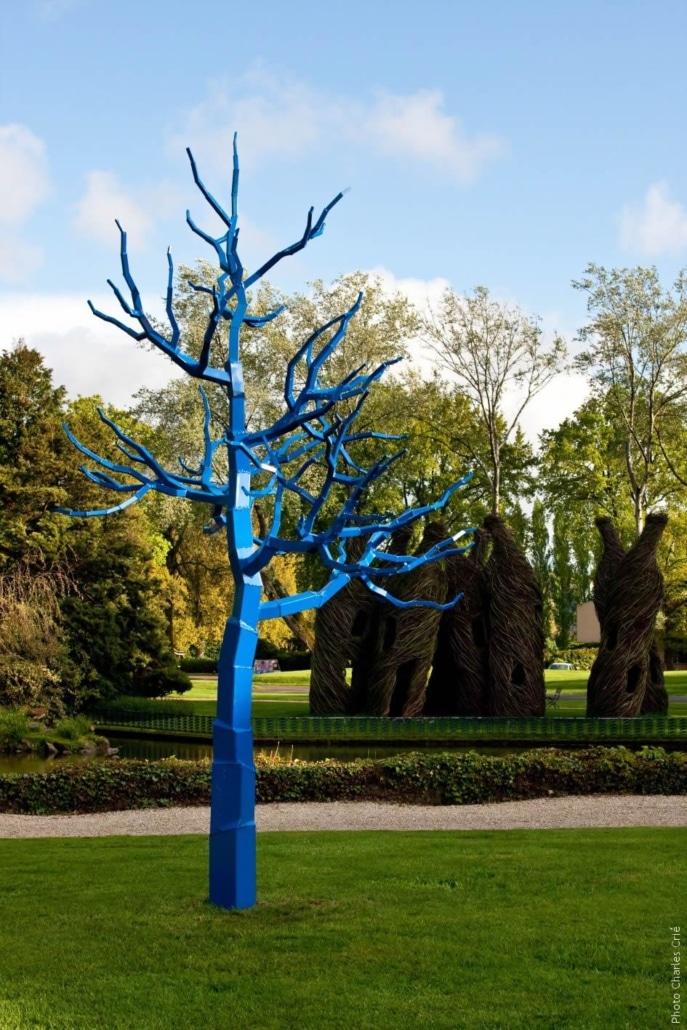 Ar' Bre Bleu - Jivko Sedlarski - Jardin des Arts 2009
