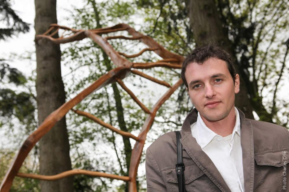 David Lachavanne - Artiste - Jardin des Arts 2012