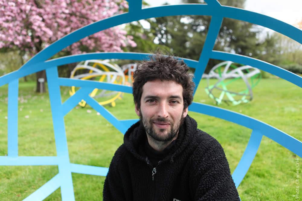 Guillaume Castel - Artiste - Jardin des Arts 2012
