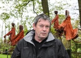 Guy Lorgeret - Artiste - Jardin des Arts 2012
