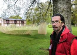 Laurent Weiss - Artiste - Jardin des Arts 2012