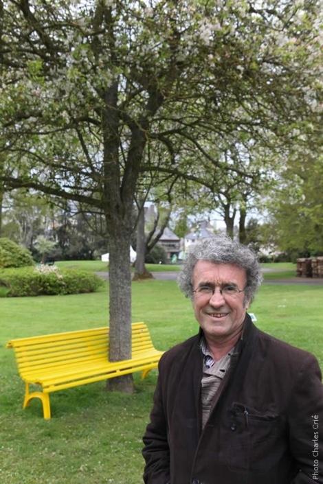 Patrick Demazeau dit MADE - Artiste - Jardin des Arts 2012