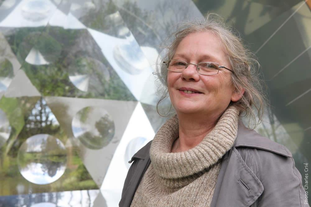 Prisca Cosnier - Artiste - Jardin des Arts 2012