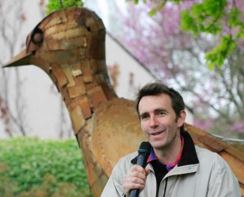 Sébastien Guandalini - Artiste - Jardin des Arts 2012