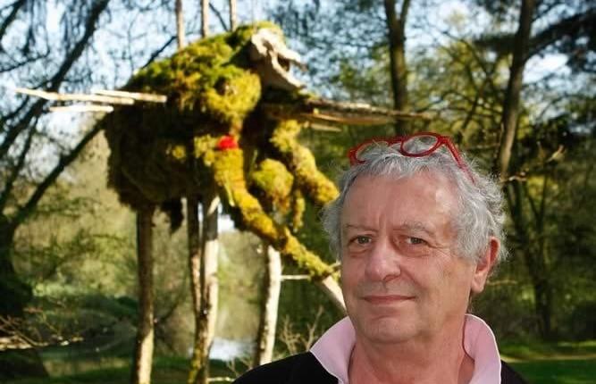 Alain Bresson - Artiste Jardin des Arts 2013