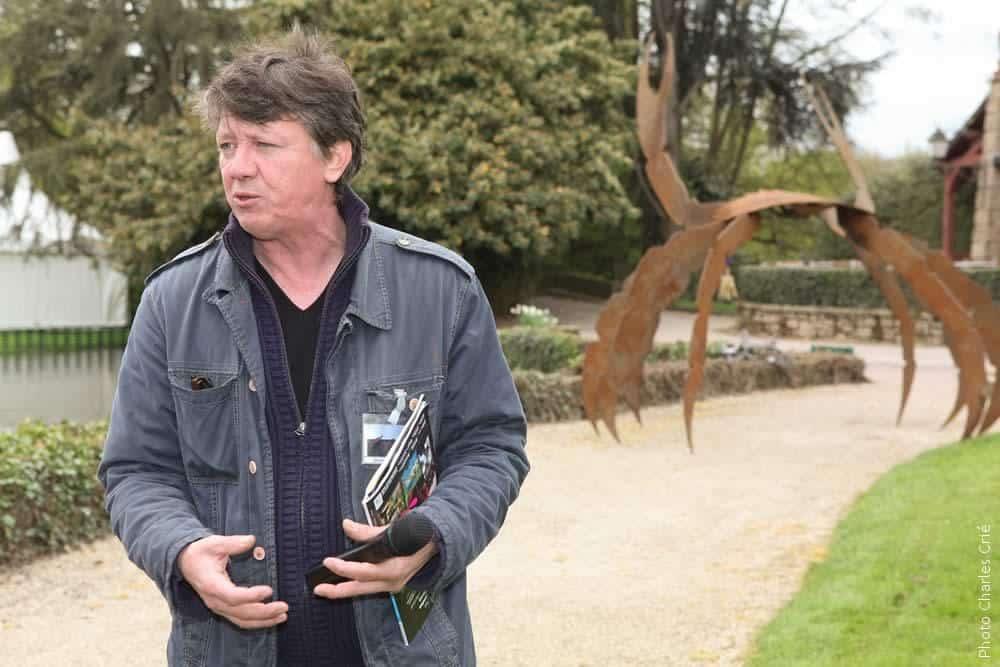 Jérôme Durand - Artiste Jardin des Arts 2013