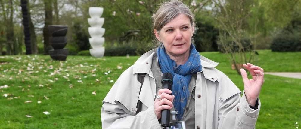 Martine Hardy - Artiste Jardin des Arts 2013