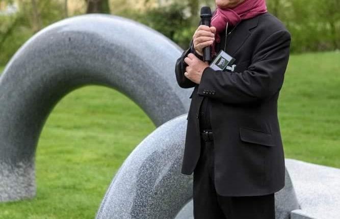 Tetsuo Harada - Artiste - Jardin des Arts 2013
