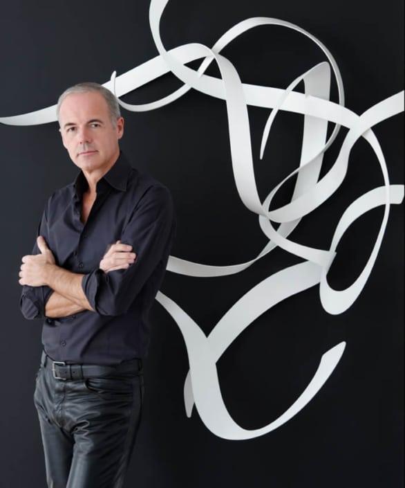 Benoit Lemercier - Artiste Jardin des Arts 2008