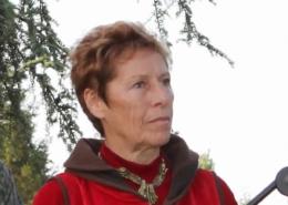 Brigitte Sillard - Artiste Jardin des Arts 2010