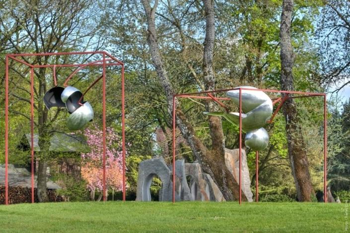 Cumulus Congestus - Mik Poullard - Jardin des Arts 2010