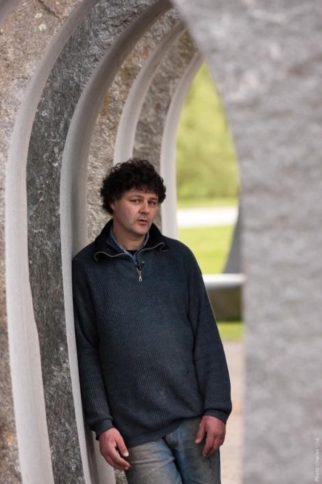 Eric Theret - Artiste Jardin des Arts 2010