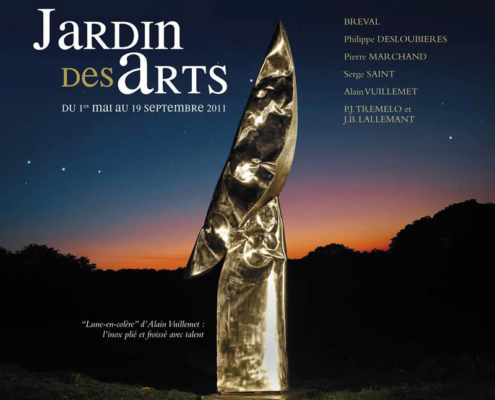 Jardin des Arts 2011 - Couverture