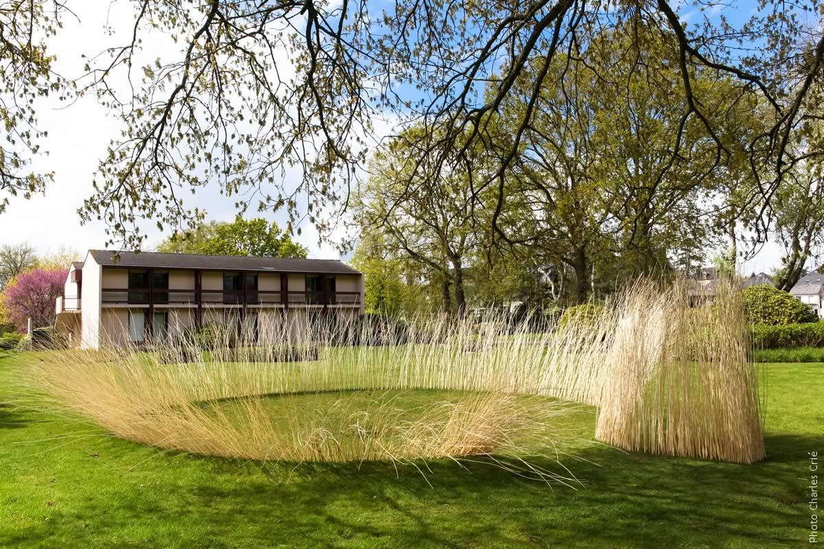 Eclaboussure - Laurent Weiss - Jardin des Arts 2012