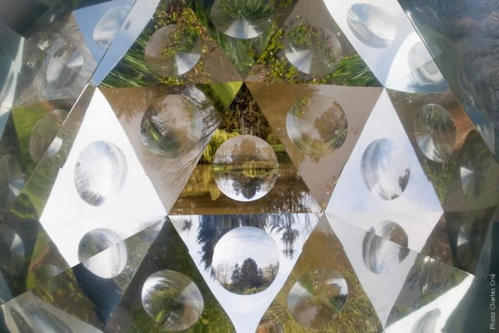 Spaceland* - Prisca Cosnier - Jardin des Arts 2012