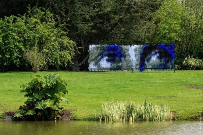 Abandon - Violaine Dejoie-Robin - Jardin des Arts 2012