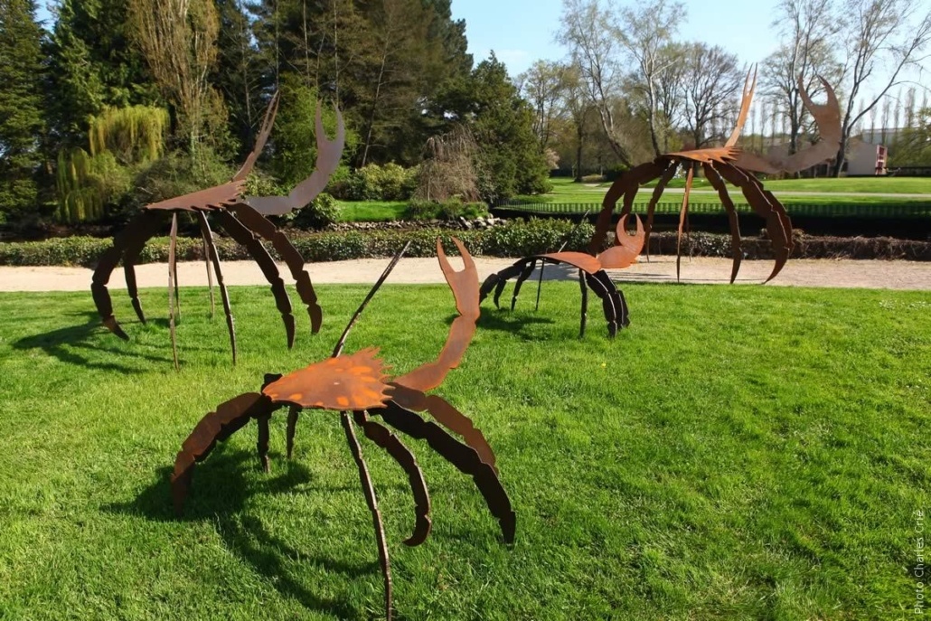 Panier de crabes - Jérôme Durand - Jardin des Arts 2013