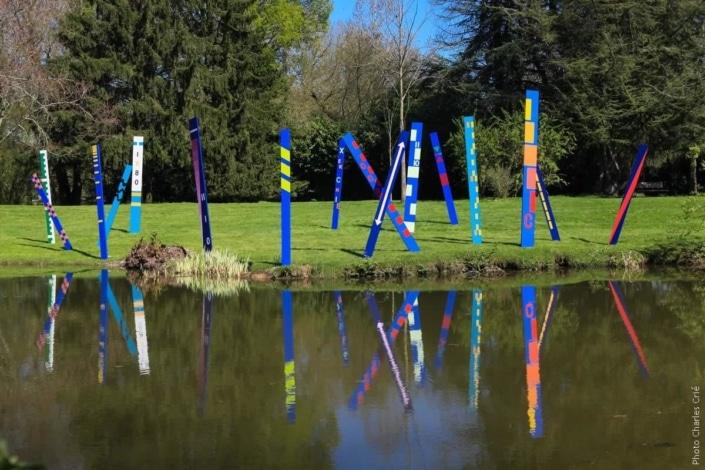 Dé-réglée - Les Fujak - Jardin des Arts 2013