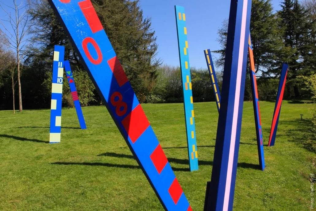 Dé-réglée - Les Fujak - Jardin des Arts 2013.