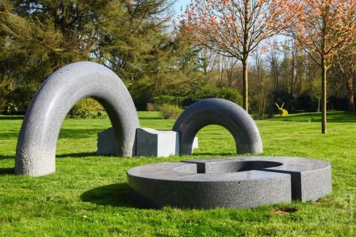 Tricot de la terre - Tetsuo Harada - Jardin des Arts 2013