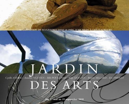Jardin des Arts exposition 2010