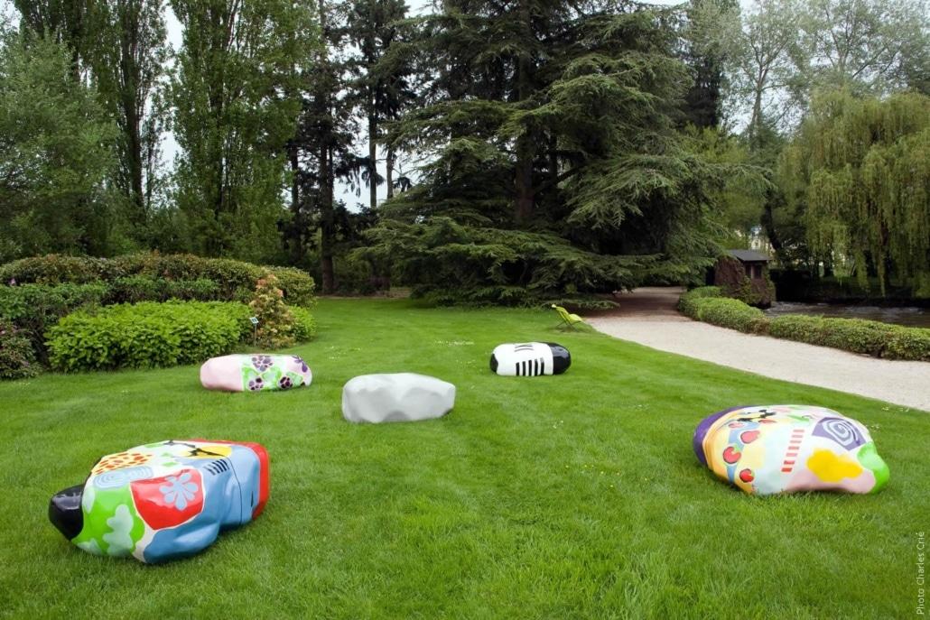 L'art qui repose II - Thoma Ryse - Jardin des Arts 2008
