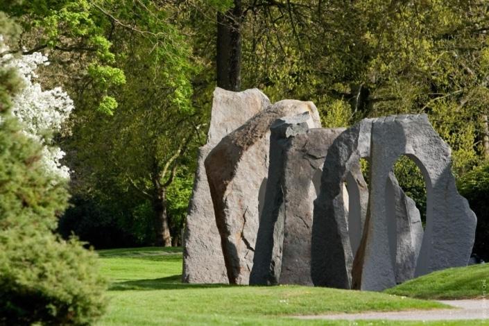 Le Passage - Eric Theret - Jardin des Arts 2010