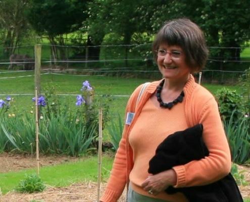 Marie-Pascale Deluen - Artiste Jardin des Arts 2008