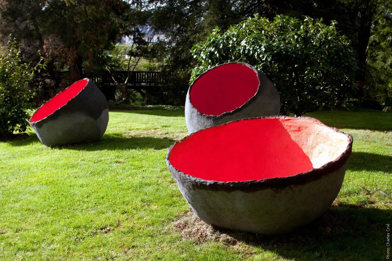 Nodule - Guillaume Castel - Jardin des Arts 2009