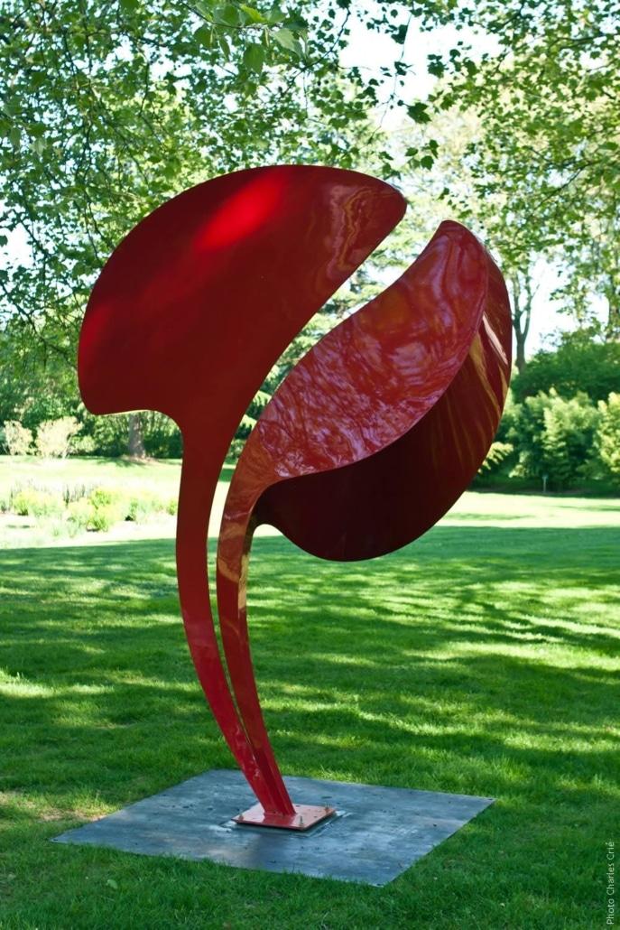 Germination - Philippe Desloubières - Jardin des Arts 2011