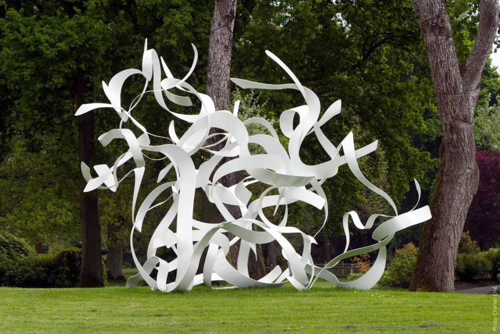 Supercordes - Benoît Lemercier - Jardin des Arts 2008