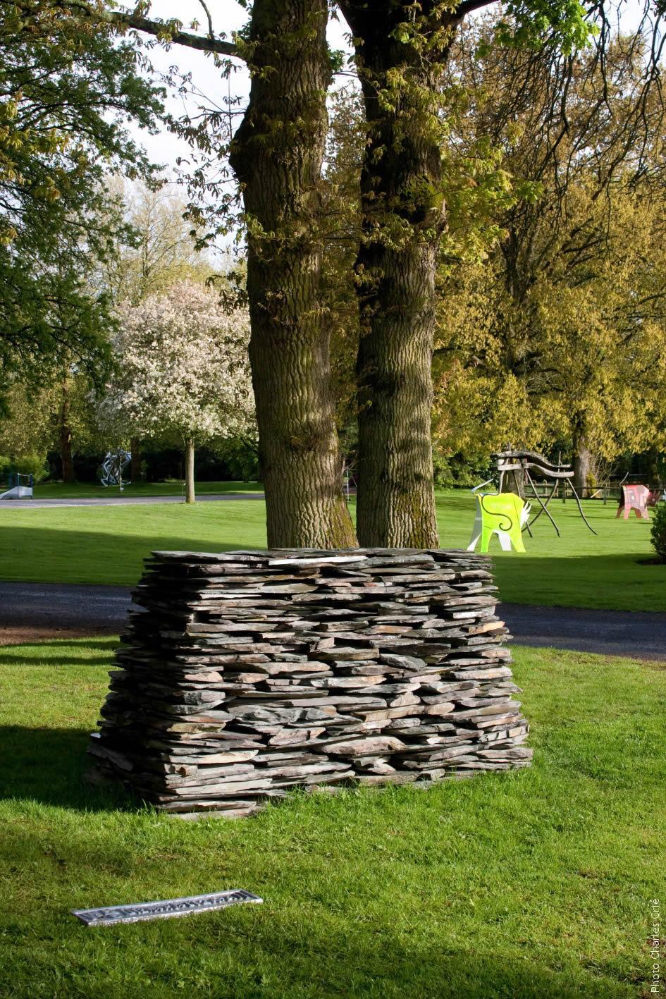 Tas de Machins (3) - Bertrand Menguy - Jardin des Arts 2009