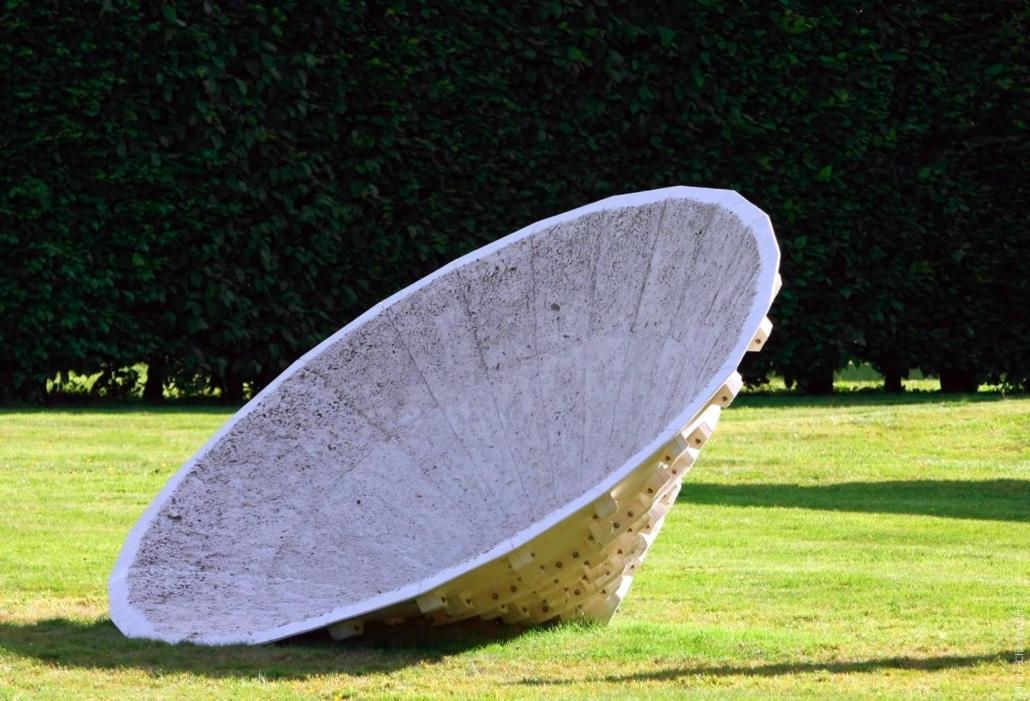 Black Hole - Jean Benoît Lallemant/Pascal J Tremelo - Jardin des Arts 2011